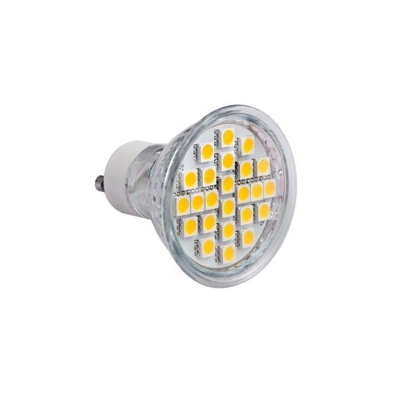 24 LED SMD Spot GU10 5 Watt 230 Volt kaltweiss Lampe Leuchte Strahler T 0006604 Résultat Supérieur 15 Élégant Lampe Led Gu10 Photographie 2017 Xzw1