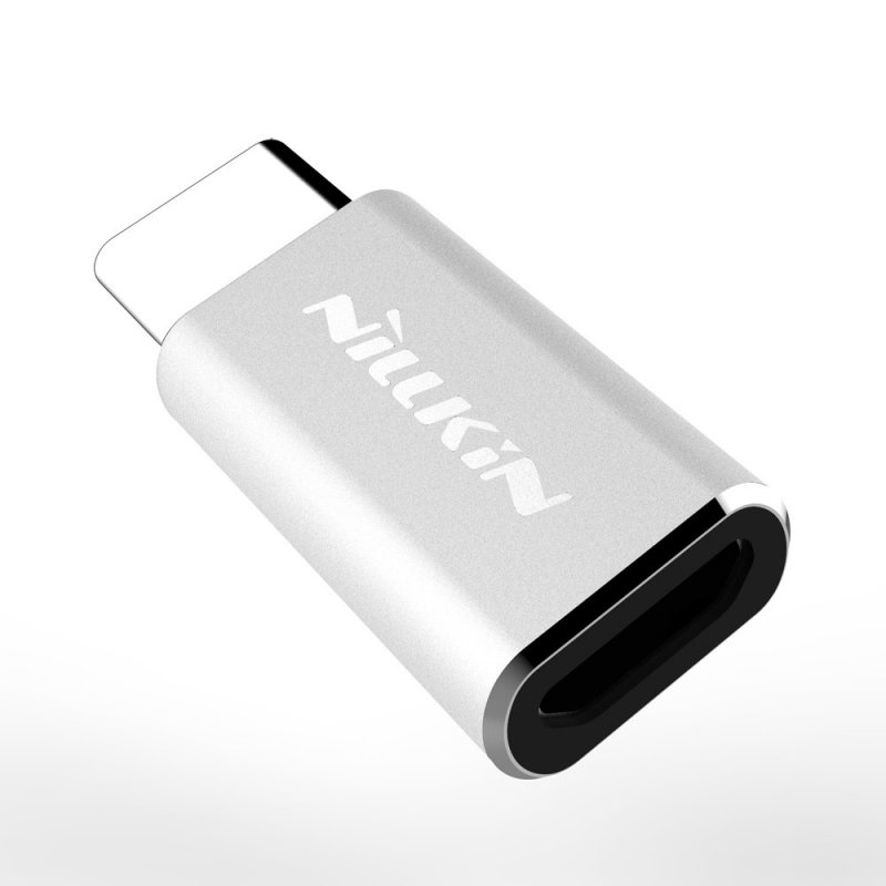 Nillkin micro usb zu usb type c converter adapter silber 653 nillkin micro usb zu usb type c converter adapter silber sciox Image collections