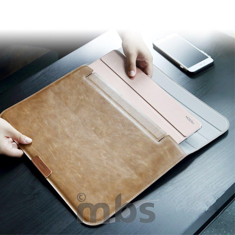 rock business tasche ipad pro sleeve pouch case h lle leder optik schutz bis 13 29 75. Black Bedroom Furniture Sets. Home Design Ideas